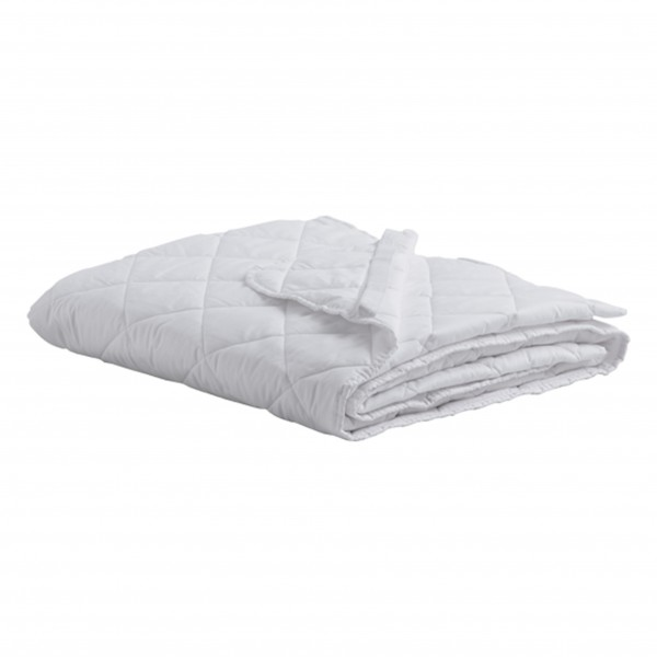 Waterproof molton fitted sheet